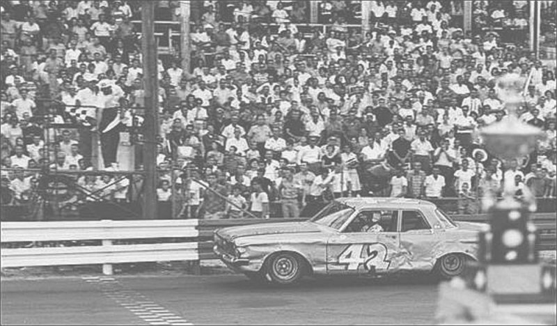 Jim Paschal August 5 1962