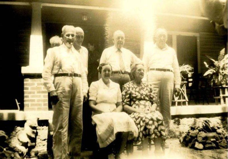 Jones Family Union Hill, TN