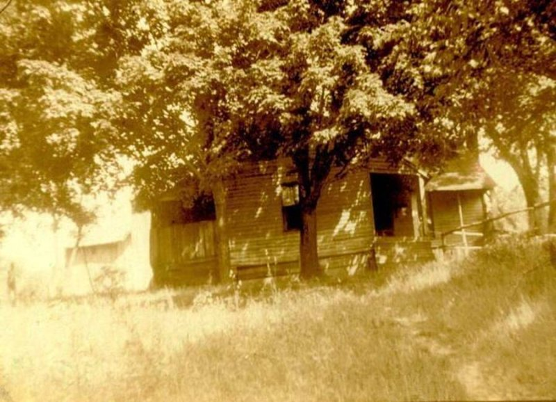The Jones Family Homestead at Union Hill, TN