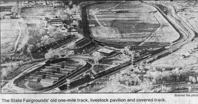 Tennessee State Fairgrounds 1955