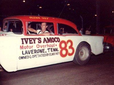 Glenn Ivey 83