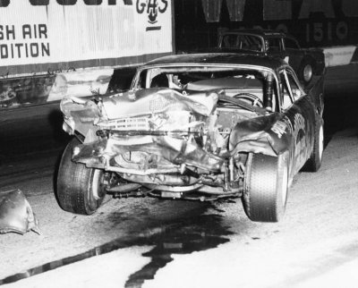 1966 Ronnie Muller wreck