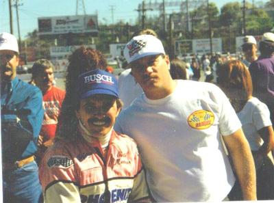 Nicky Formosa and Dave Mader