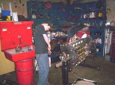 Pat Flack Motor