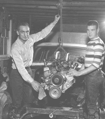 Stan Starr Racing