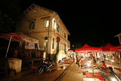 The Silk Merchants Building, Luang Prabang, Laos