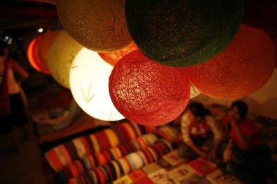 Lamps, Luang Prabang