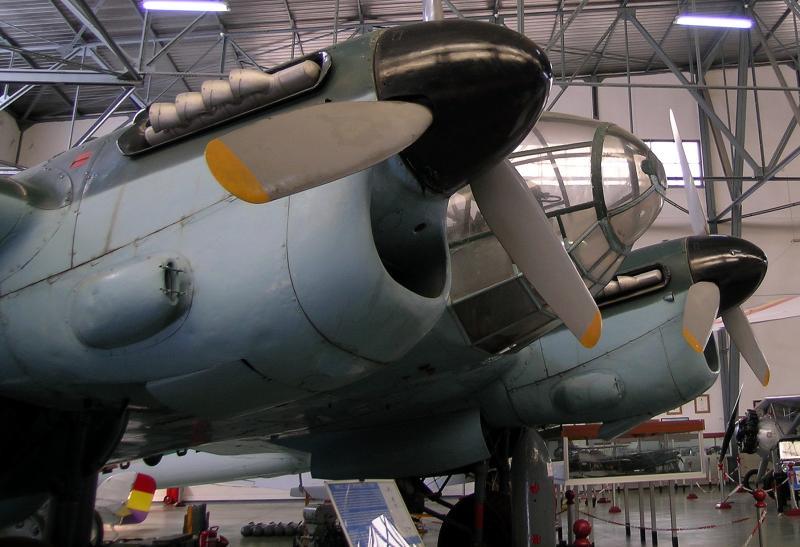 CASA Heinkel C 2111 (He 111 H)