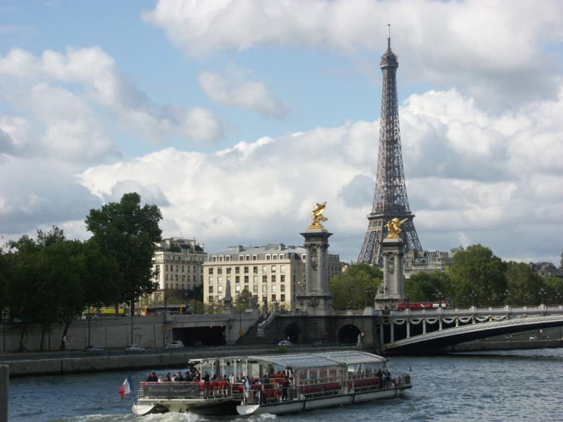 PARIS TOURISTE