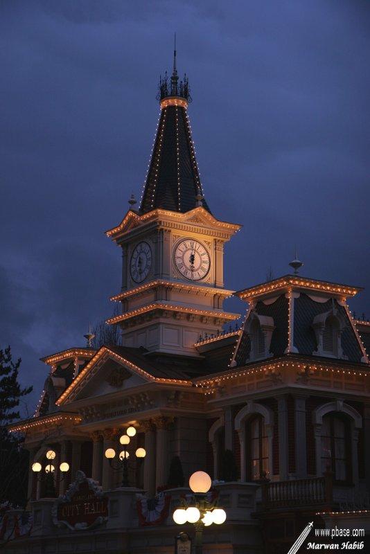 Disneyland - Main Street USA