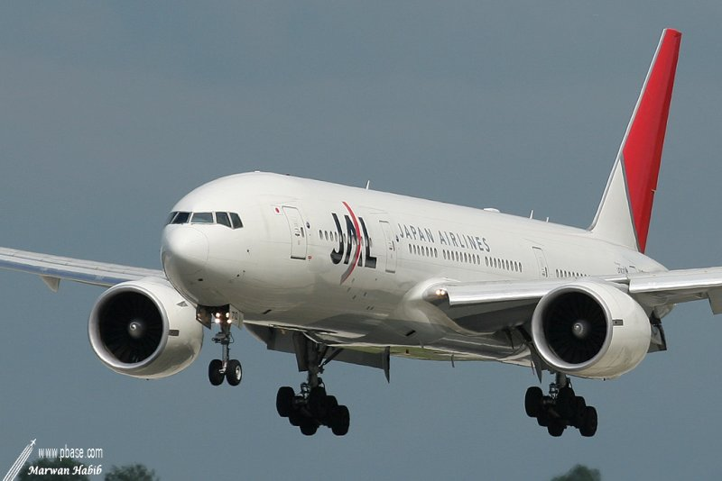 Boeing 777-200 JAL - Japan Airlines