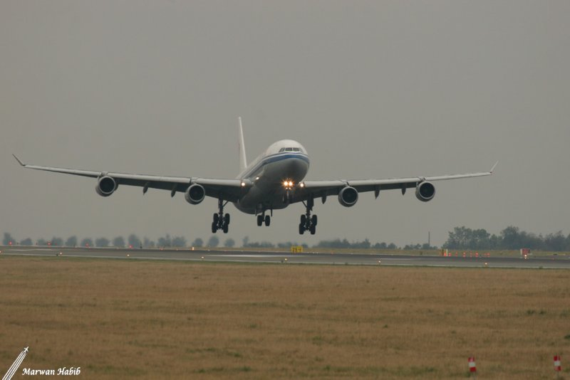 Airbus A340-300 Air China