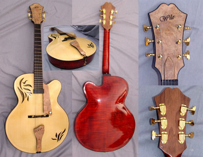 Archtop Guitar #1