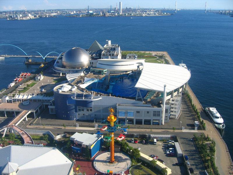 Nagoya Port Aquarium