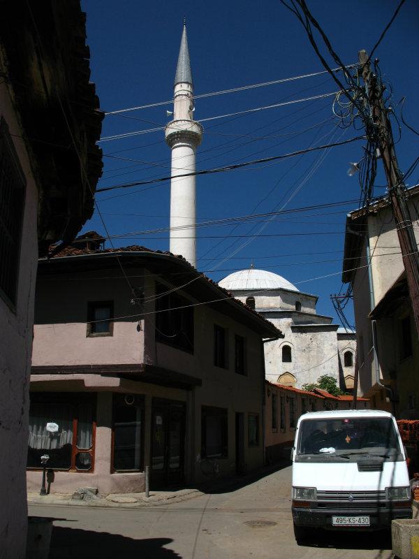 Prizren backstreet