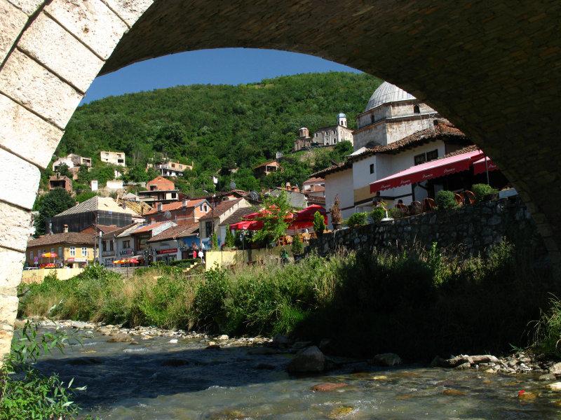 Under the Stone Bridge