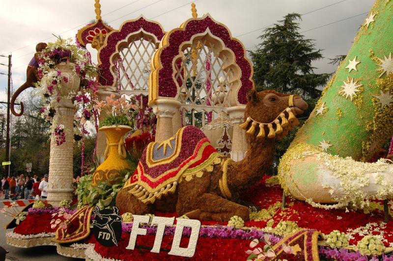 Sweepstakes trophy winner/FTD 02