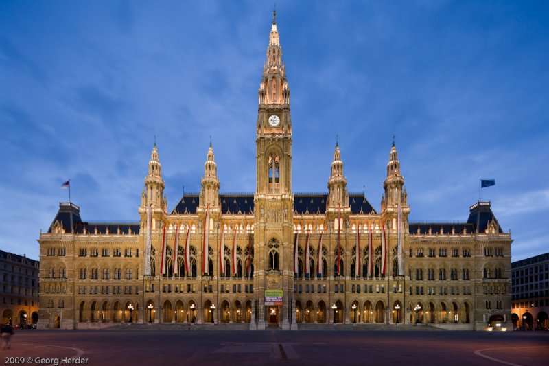 City Hall Vienna