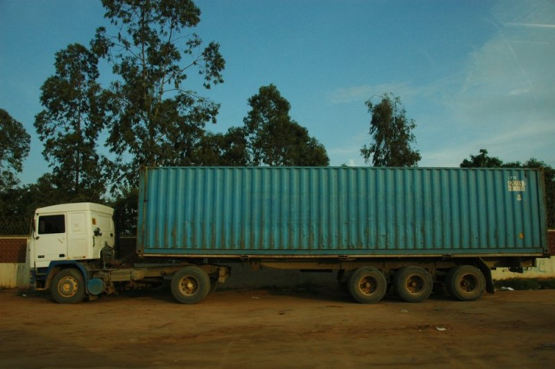Containers everywhere