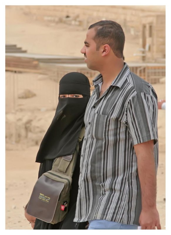 Diesel Niqaab ??