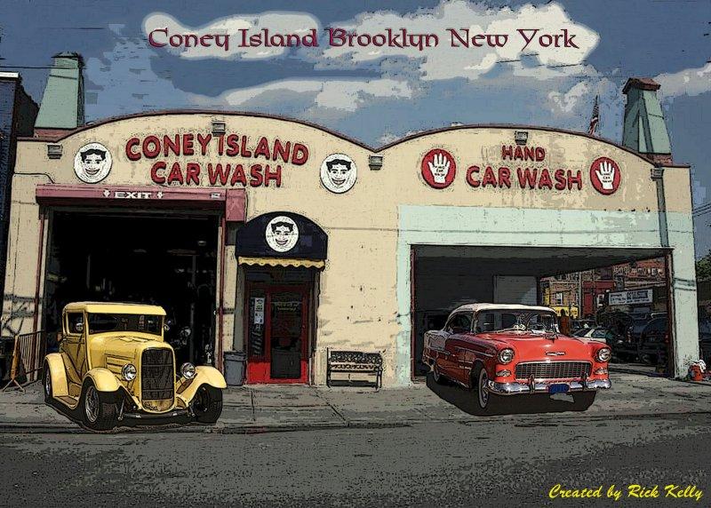 Coney Island Car Wash