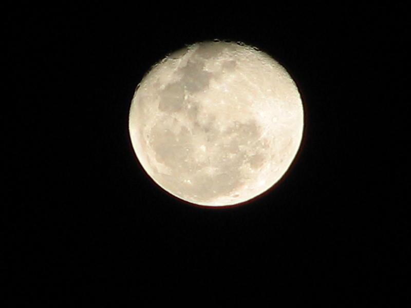 Moon over Tabangao