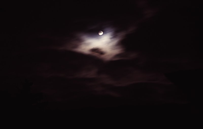 Wind Swept Moon
