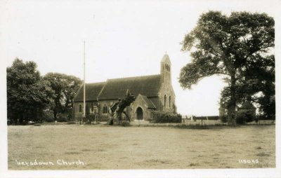 Leysdown Church
