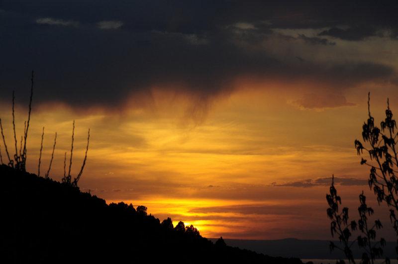 Sunset over American Falls Reservoir from Pocatello _DSC7834.jpg