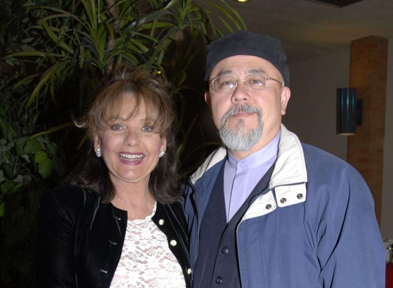 Dawn Wells and Bill Loving at VMG Filmfest opening cropped 071.jpg