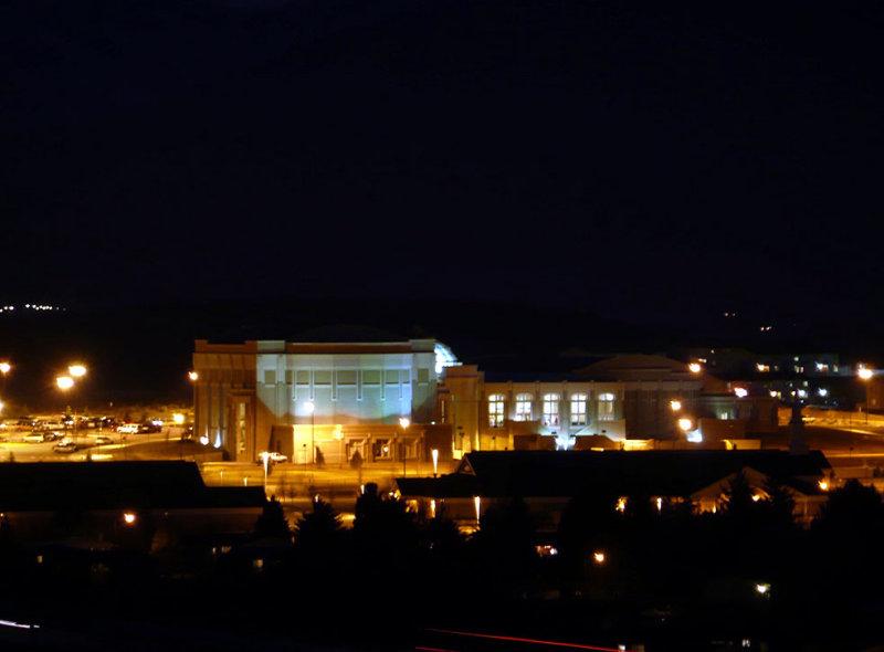 ISU Performing Arts Center at Night P1010851.jpg