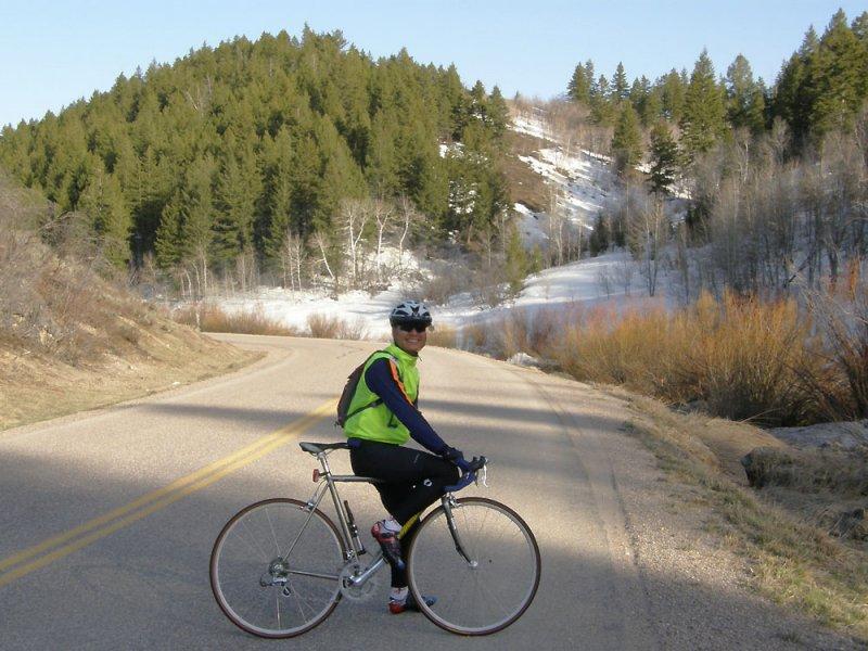 Jonathan Woo enjoying a Spring Bike Ride P4170066.jpg