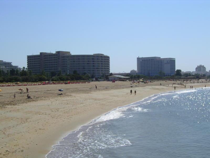 Praia de Vilamoura // Vilamoura Beach