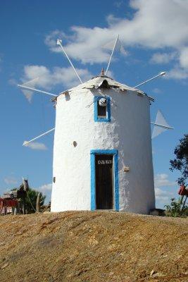 Moinho de Vento de Soudes // Soudes Windmill, Alcoutim