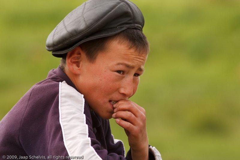 Kyrgiz boy