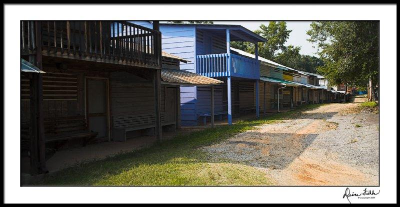 Balls Creek Campmeeting street