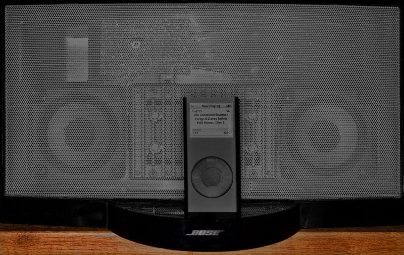 An electronic face of music - March 2011 challenge #4