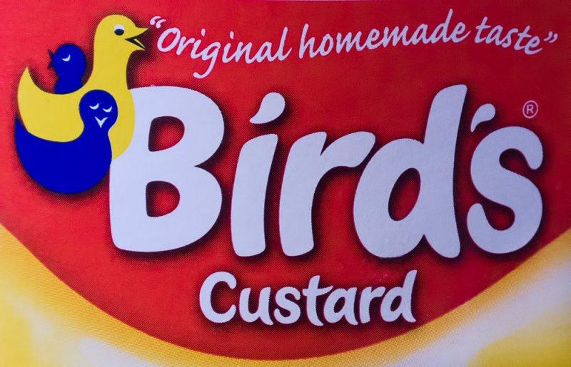 Birds Custard Powder - March 2011 Challenge #7