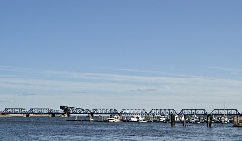 Old Saybrook - Old Lyme Bridge