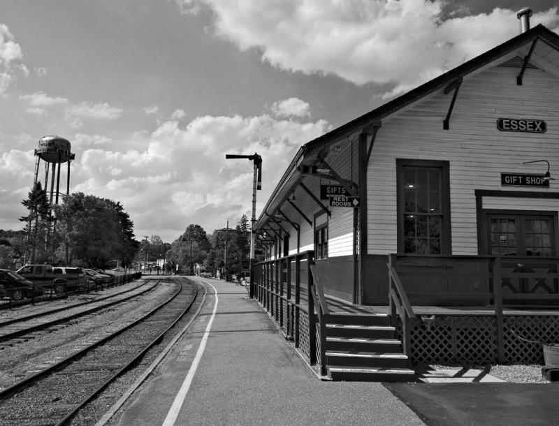 #9 Essex Train Station