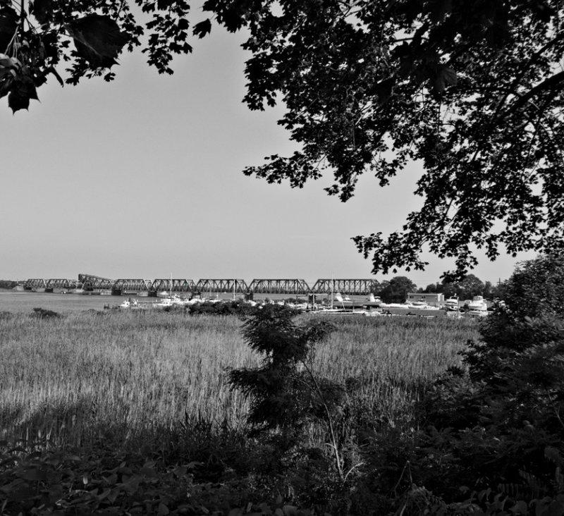 #10 Old Saybrook - Old Lyme Railroad Bridge
