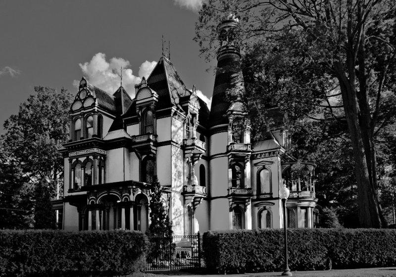 #28 Victorian Mansion