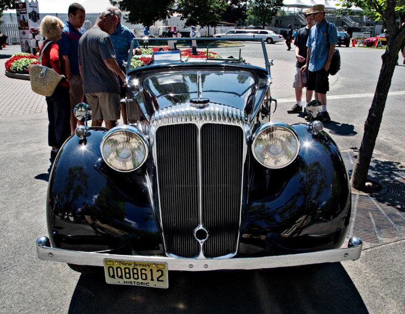 1939 Daimler Dolphin #3