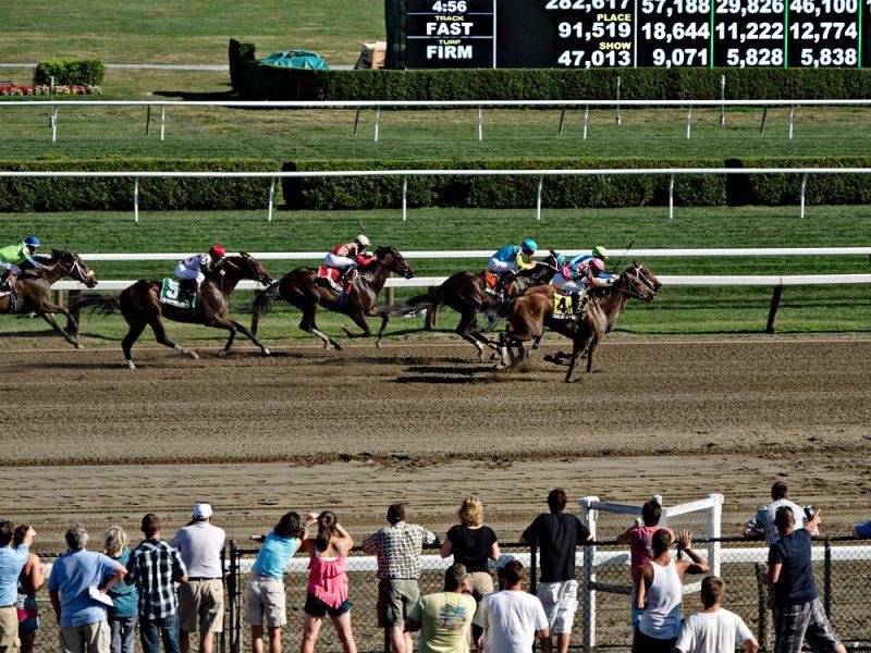 Saratoga Race Course, 8th Race, Amsterdam Stakes, Grade II