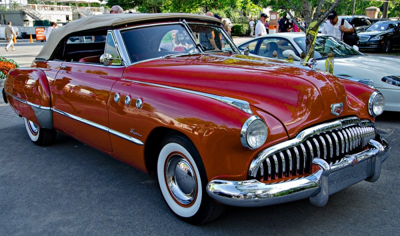 A grand old Buick. #1