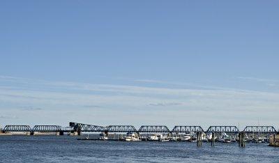 Old Saybrook - Old Lyme Bridge