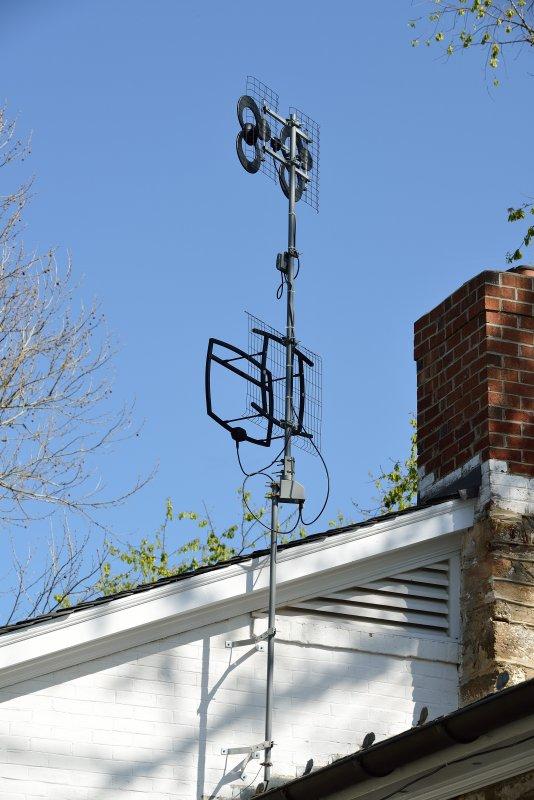 Dons Pre-Derecho Antenna Configuration