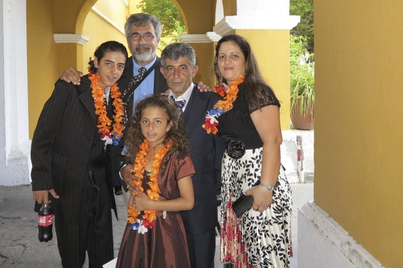 Yousuf and family