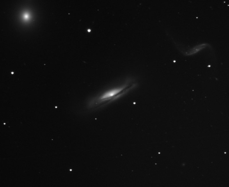 NGC3190 in the Hickson 44 Group  24-Feb-2011