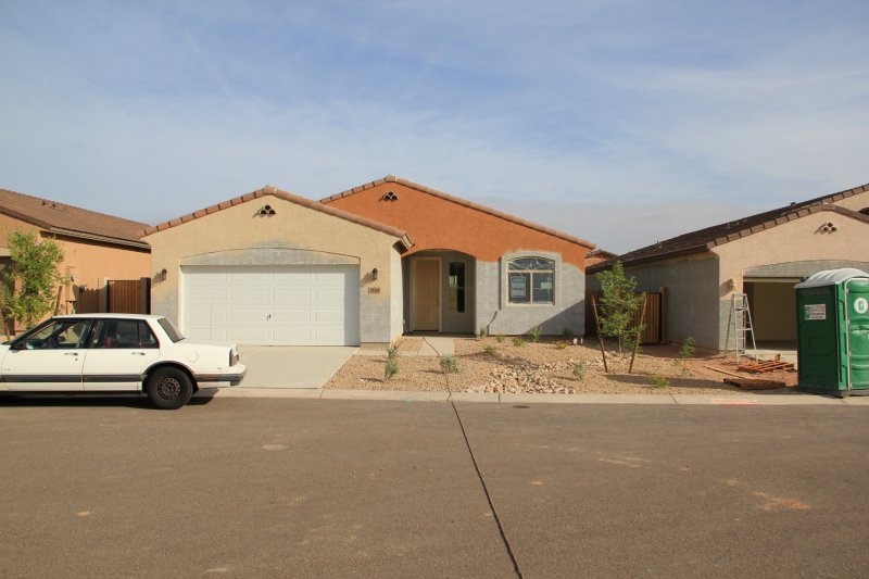 House across the street - its available!